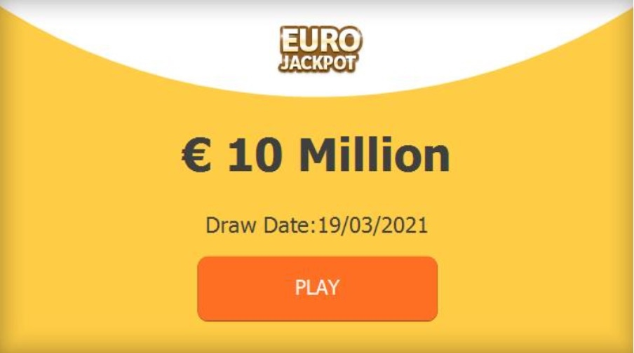 how to play eurojackpot online lottery